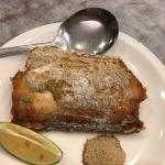 太刀魚のフライパン焼き