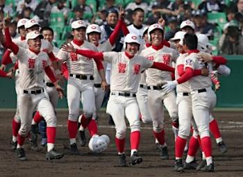 絵日記3・31選抜優勝1