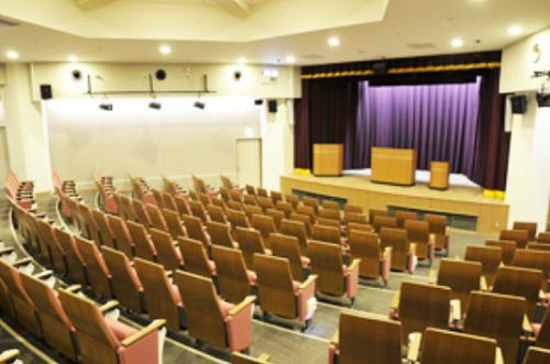 日比谷コンベンションホール(大ホール)の会場
