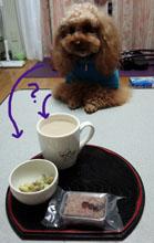 おやつ食べる時間6