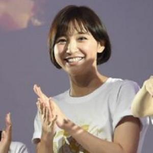 篠田麻里子ブランクで「リズム感が」AKB10年祭