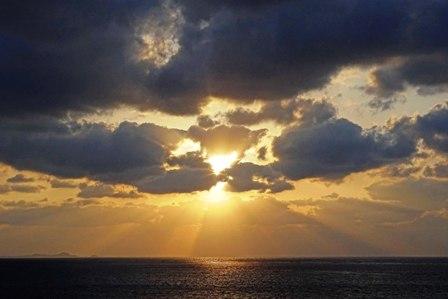 雲夕陽3月26日18時29分 DSC04871
