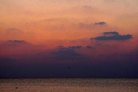 日没後28日19時00分 DSC04285
