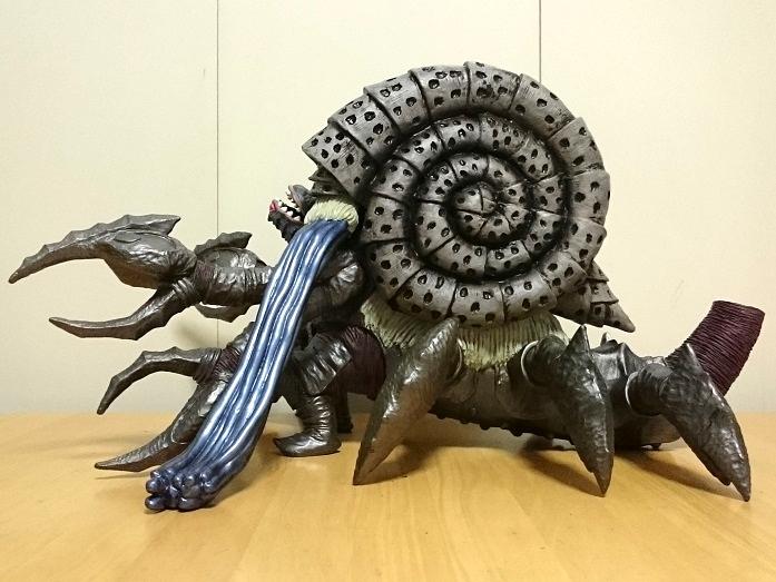 ガシャポン ウルトラヒーロー500ウルトラ怪獣DX ウルトラマンティガ 光と闇の最終決戦セット10