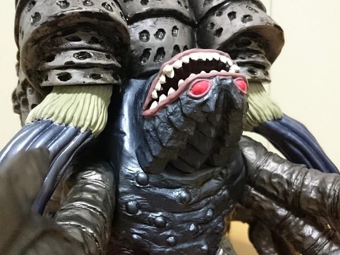 ガシャポン ウルトラヒーロー500ウルトラ怪獣DX ウルトラマンティガ 光と闇の最終決戦セット14