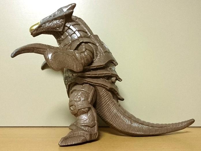 ウルトラマンティガ怪獣ソフビ リガトロン1