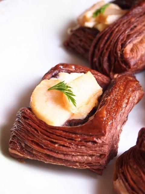 チョコクロワッサンとデニッシュ 3
