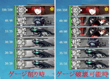11.22 E-3ボス編成