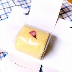 桜のロールケーキ02@LOISPIER