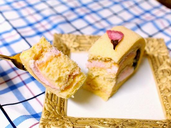 桜のロールケーキ10@LOISPIER