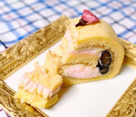 桜のロールケーキ11@LOISPIER