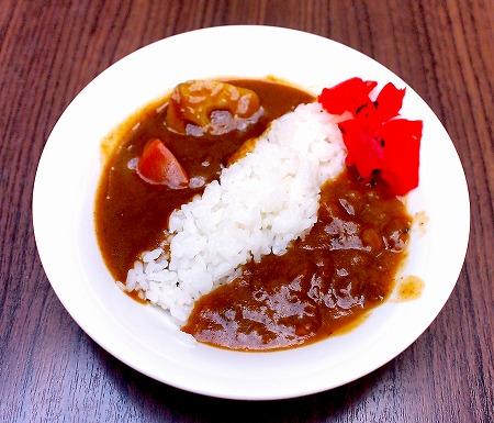 甘口カレーand愛媛県産根菜カレー02@東京ベイ舞浜ホテル FINE TERRACE 2015年10月