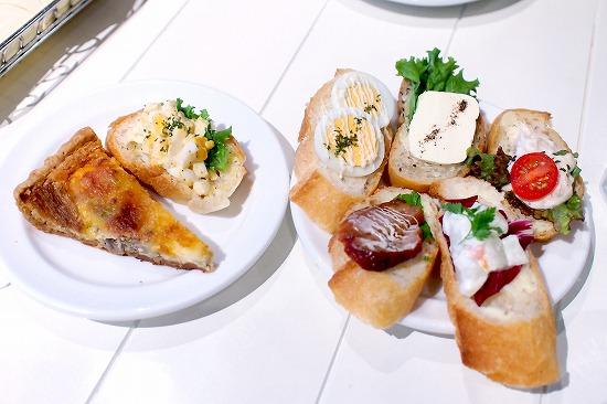 軽食@MACARONI MARKET(マカロニ市場) 松戸店 2015年09月