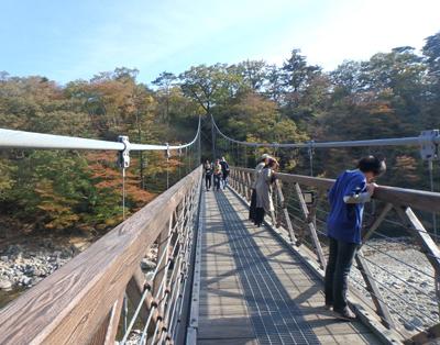 27_10_31 七つ岩吊り橋 2
