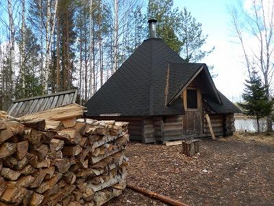 BBQ小屋