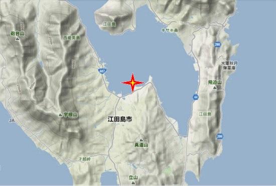 2)江田島町南部・能美海上ロッジ