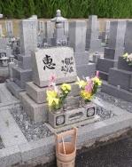 墓参り20151124-1
