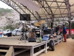 憩いの森公園~共演会20160402-02