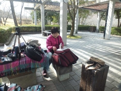 鏡山公園20160316-3