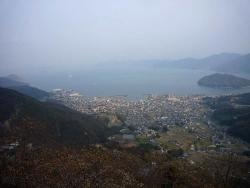 瀬戸内海国立公園~野呂山
