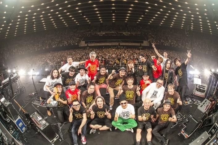 大阪城ホール2016 ROOTS66