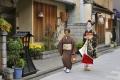 京都・祇園 : 美月さん&夢乃さん 「お店出し」2