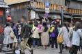 京都・祇園 : 美月さん&夢乃さん 「お店出し」15