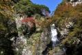 ③大滝と紅葉