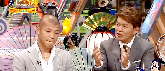 ワイドナショー画像 ヒロミが亀田興毅に「試合前を含めたショーとして考えるとよく頑張った」 2015年10月25日