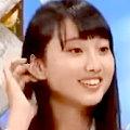 ワイドナショー画像 ワイドナ現役高校生の青木珠菜(あおきじゅな)が緊張しすぎて支離滅裂 2015年10月25日