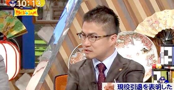 ワイドナショー画像 乙武洋匡が亀田興毅に高校へ行かずにボクシングを優先させた理由を尋ねる 2015年10月25日