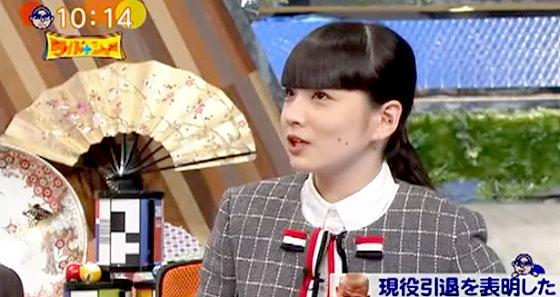 ワイドナショー画像 引退を表明した亀田興毅に秋元梢が「まだ若い中での引退ということから今後何をするつもりなのか興味がある」 2015年10月25日