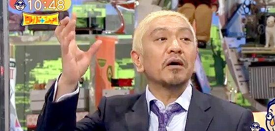 ワイドナショー画像 松本人志の誕生日会ではいつも全員で大喜利大会になるので笑う人がいない 2015年11月1日
