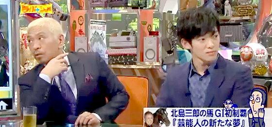 ワイドナショー画像 お笑い以外は考えていないというウーマン村本に対し松本人志「芯を食ったお笑い番組は現実的に厳しい」 2015年11月1日