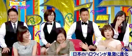 ワイドナショー画像 興奮してだんだんタメ口になる山口恵以子に松本がツッコんでスタジオ爆笑 2015年11月1日