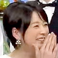 ワイドナショー画像 秋元優里アナ初登場で東野幸治の声の大きさにびっくりで心臓バクバク 2015年4月12日