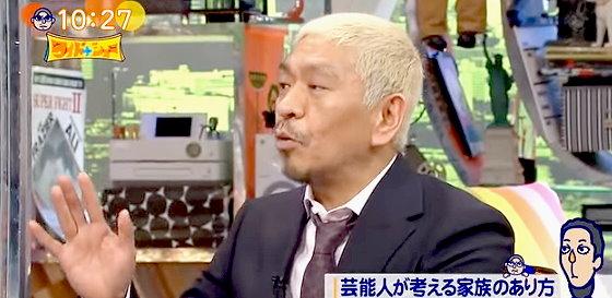 ワイドナショー画像 松本人志 再婚禁止期間については男性側から言い出すのなら問題ない 2015年11月8日