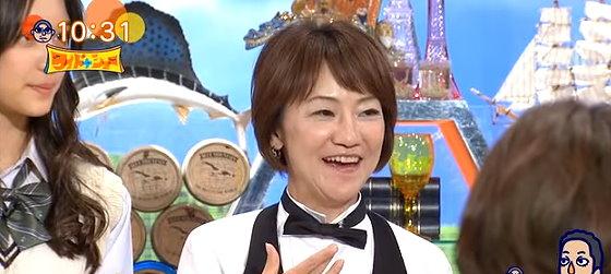 ワイドナショー画像 長谷川まさ子 DNA鑑定は子どもがかわいそう 2015年11月8日