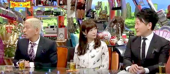 ワイドナショー画像 堀潤「前回の放送で有働アナから感謝のメールが来た」 2015年11月15日