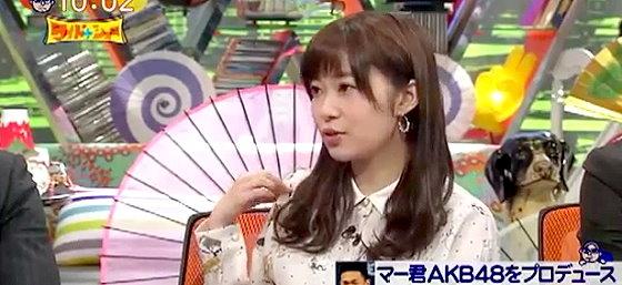 ワイドナショー画像 HKT48の指原莉乃はAKB48の著名人プロデュース公演がうらやましい 2015年11月15日