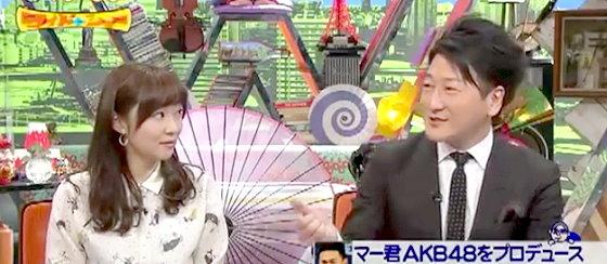 ワイドナショー画像 堀潤「指原さんがHKT48に行ったから一般に広がった」 2015年11月15日