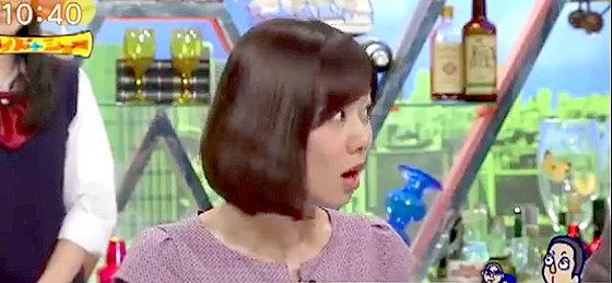 ワイドナショー画像 山崎夕貴アナウンサー ばびろんまつこのように私生活を着飾ったSNSの画像に疑問 2015年11月15日