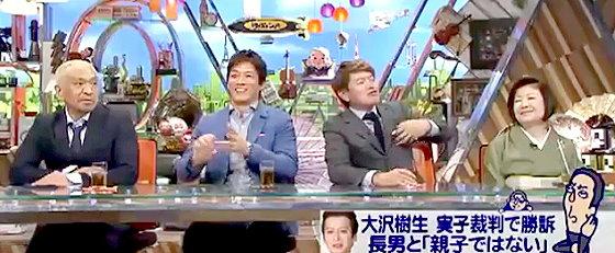 ワイドナショー画像 松本人志の「喜多嶋舞と酒井法子は共演NG」にヒロミが「それヤフーニューストップだ」 2015年11月22日