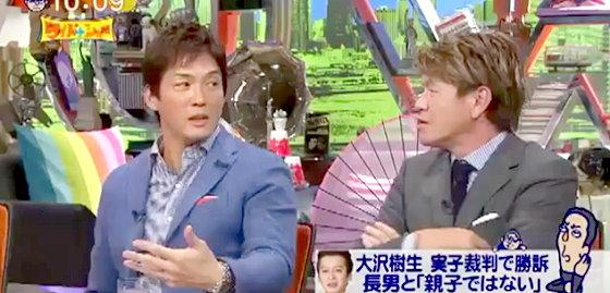 ワイドナショー画像 長嶋一茂 ヒロミ「自分の子じゃないと言われたら聞き逃すはずない」 2015年11月22日