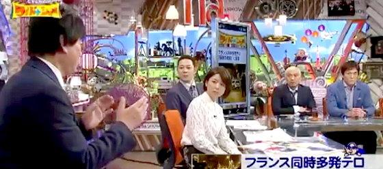ワイドナショー画像 軍事ジャーナリスト黒井文太郎がイスラム国の資金源について解説 2015年11月22日