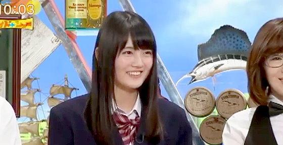 ワイドナショー画像 ワイドナ現役高校生で初登場の水谷果穂 2015年11月29日