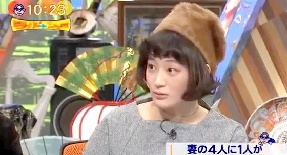 ワイドナショー画像 水曜日のカンパネラ・コムアイ「えっ?3人で同じ墓に入るの?」 2015年11月29日