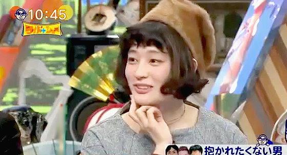 ワイドナショー画像 コムアイ「蛭子能収さんには会いたいが抱かれたい的なのとはちょっと違う」 2015年11月29日