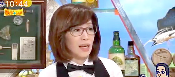 ワイドナショー画像 駒井千佳子が抱かれたくない男はキムタク「目の前にいると思うとちょっと勘弁してください」 2015年11月29日