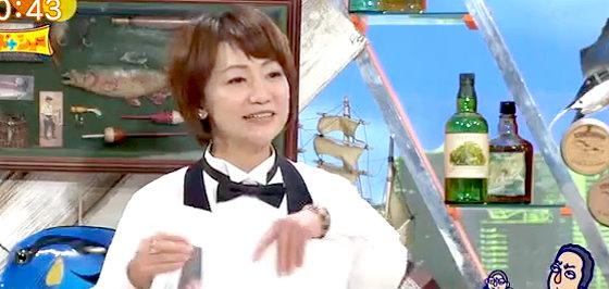 ワイドナショー画像 芸能リポーター・長谷川まさ子 号泣した気象予報士に「泣くなら1人トイレで」 2015年12月6日